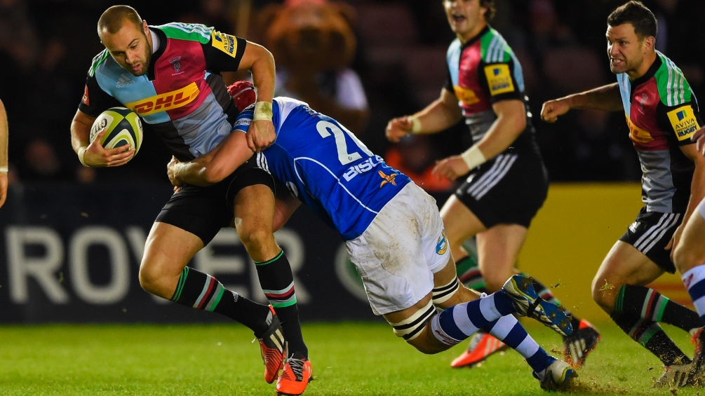 LV= Cup Preview: Harlequins v Bath Rugby
