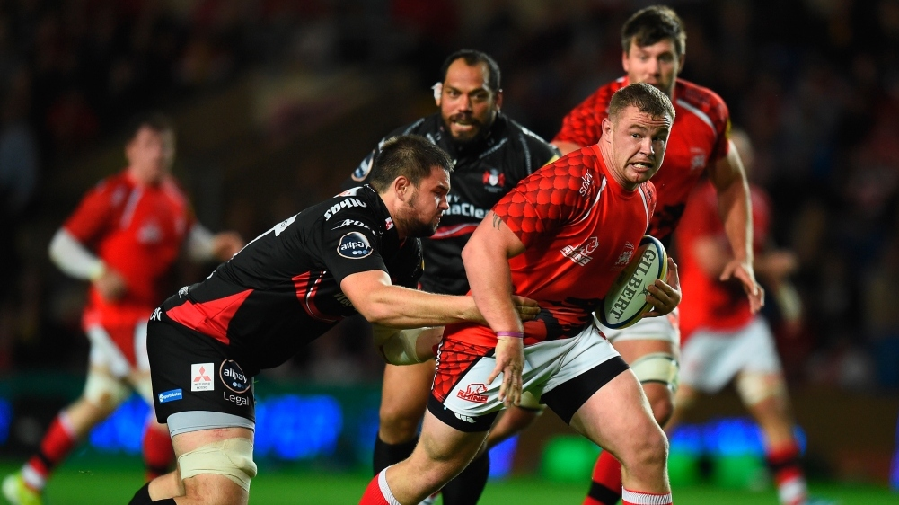 Britton determined to look at positives at London Welsh
