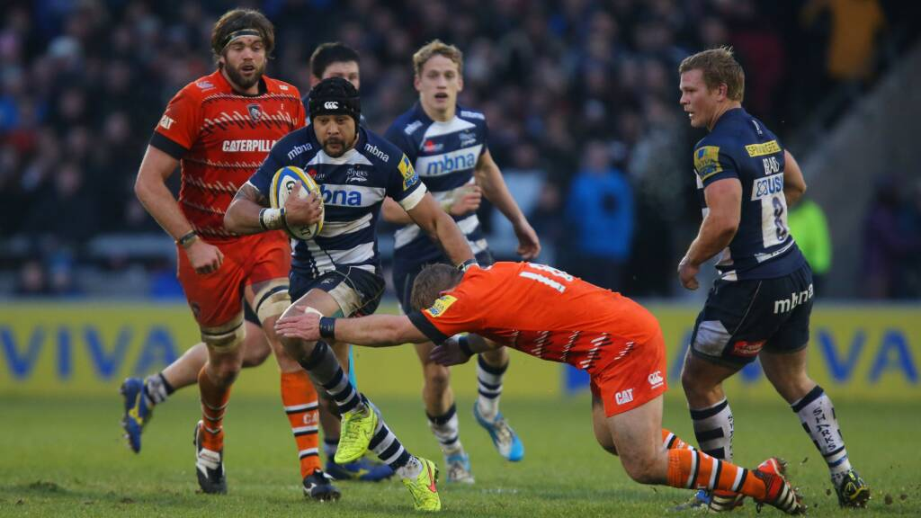 Leicester Tigers v Sale Sharks fixture change