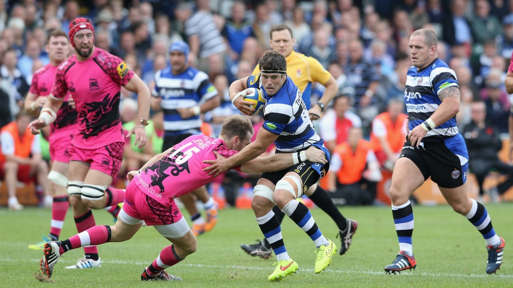Mercer: Bath Rugby's forwards a special group