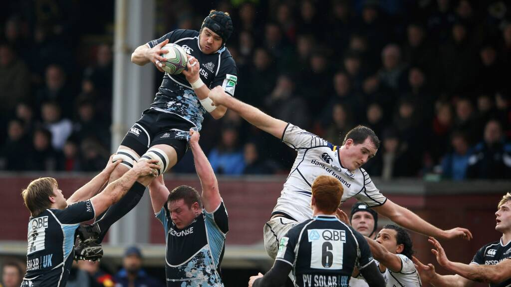Saints bring in Scotland lock until end of season