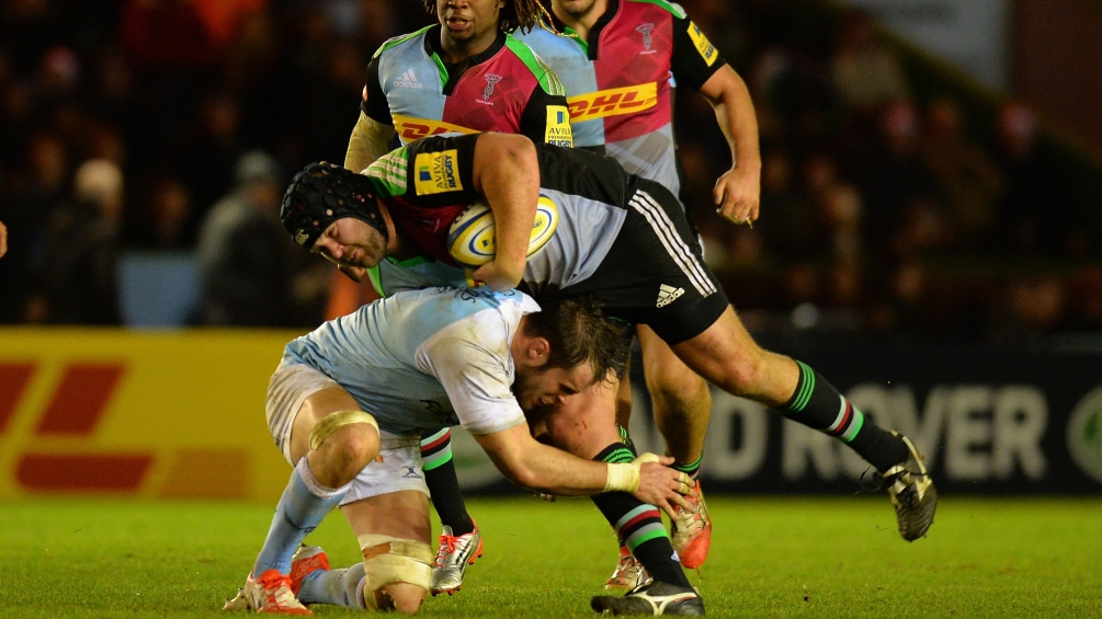 Lambert vows Harlequins will bounce back