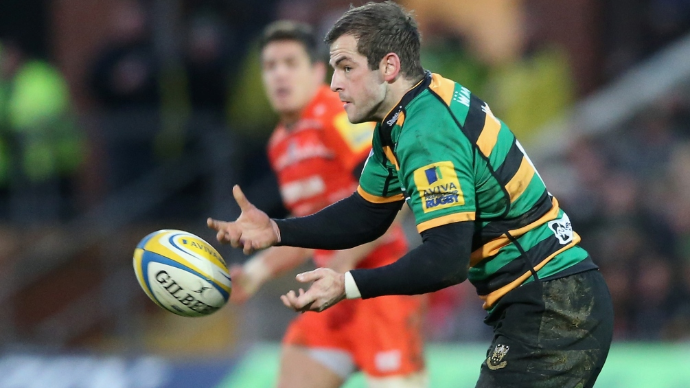 Myler and Northampton Saints target breakthrough in Europe