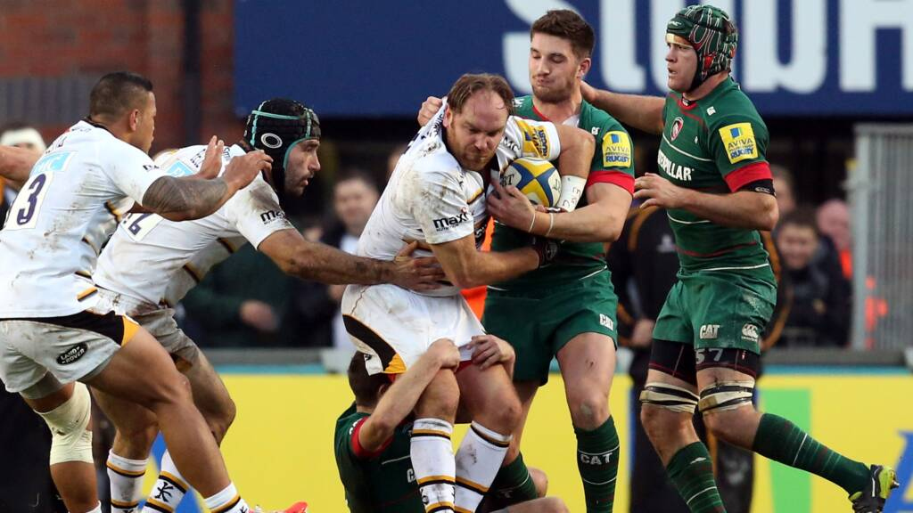 Wasps v Leicester Tigers Aviva Premiership Rugby Fixture Change
