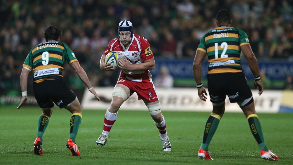 Savage: Confidence building at Gloucester Rugby