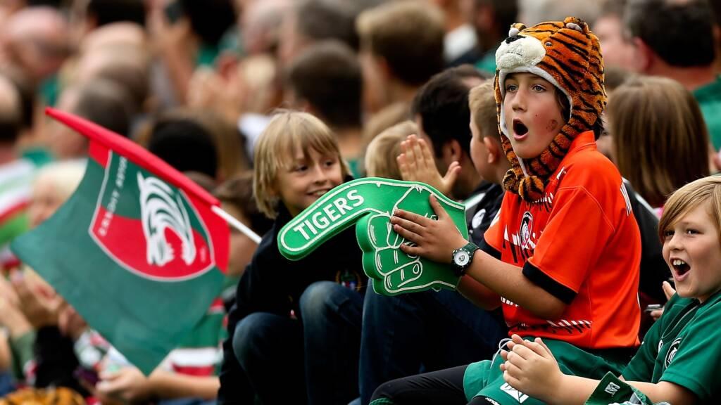 Leicester Tigers announce record season ticket figures