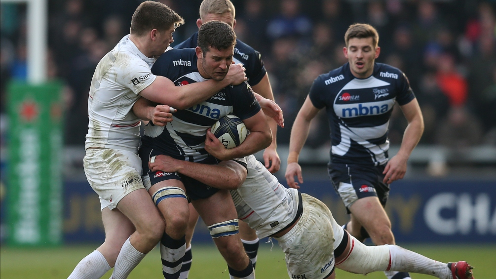 Easter and Sale Sharks far from disheartened by European exploits