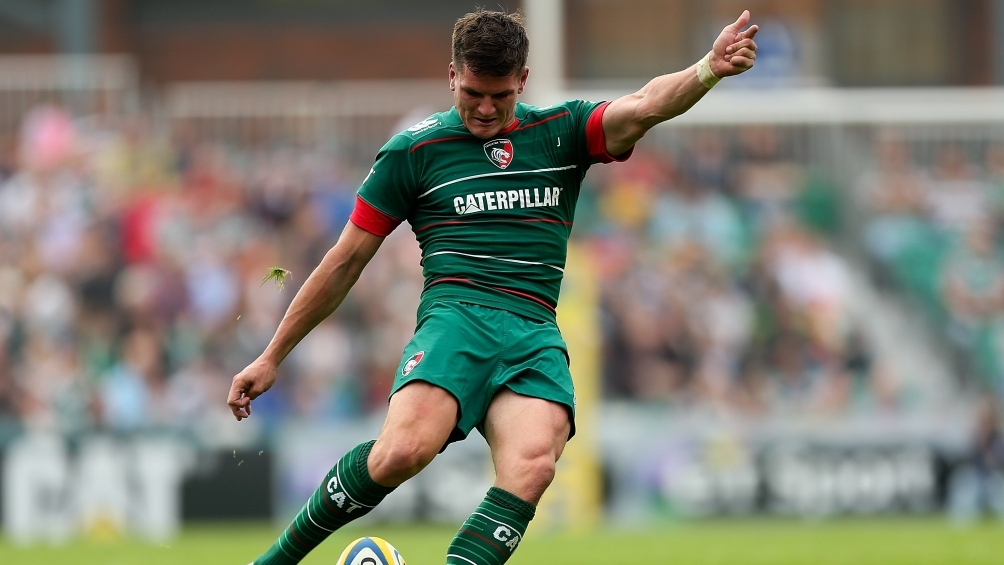 Burns: Leicester Tigers' youngsters have shown what they are made of