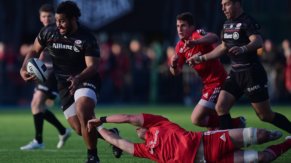 European Round-Up: Vunipola on song for Saracens