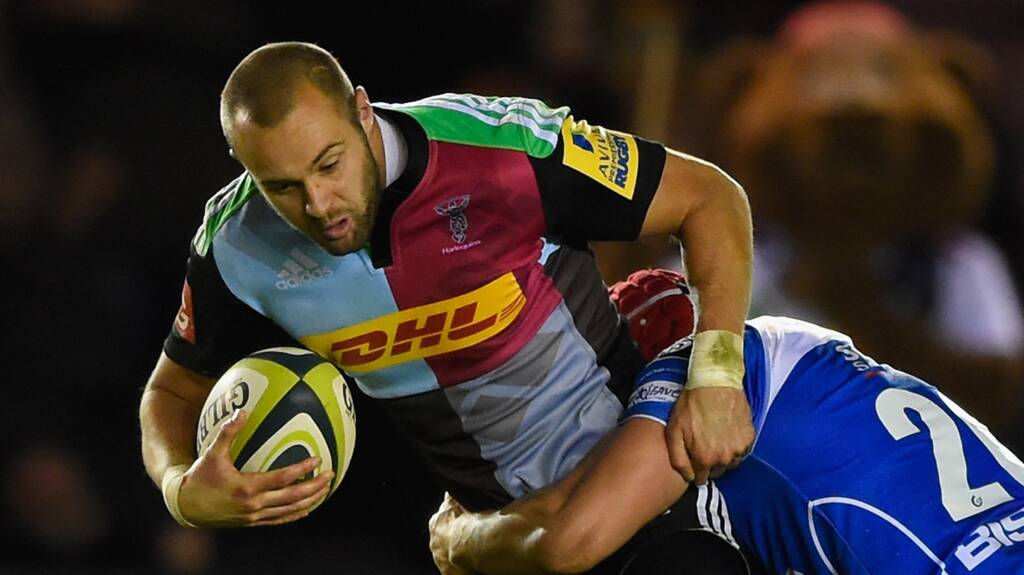 A trio of Harlequins commit to the club