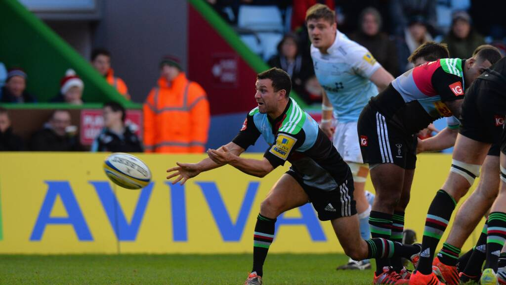 Karl Dickson extends his contract with Harlequins