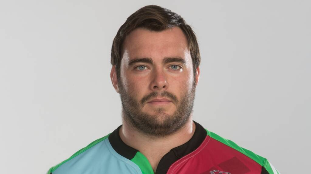 Props re-sign for Harlequins