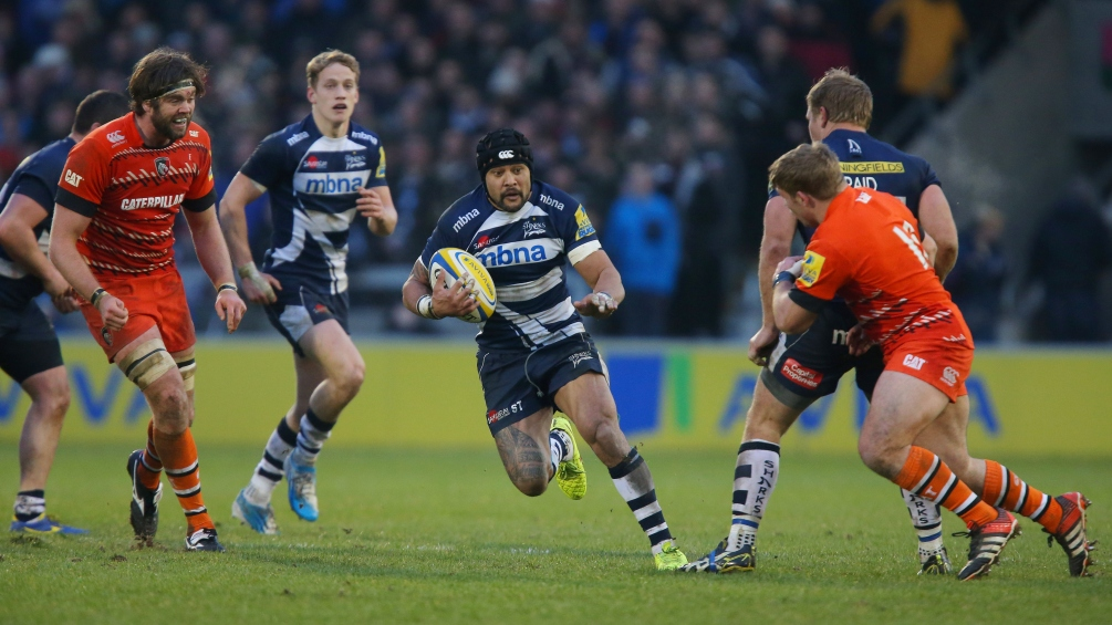 Tuitupou: Sale Sharks can still cause a stir in Europe