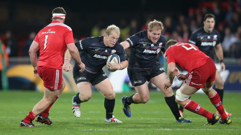 Saracens and du Plessis braced for big fortnight