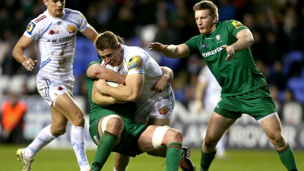 Aviva Premiership Rugby Round 13: Round-Up