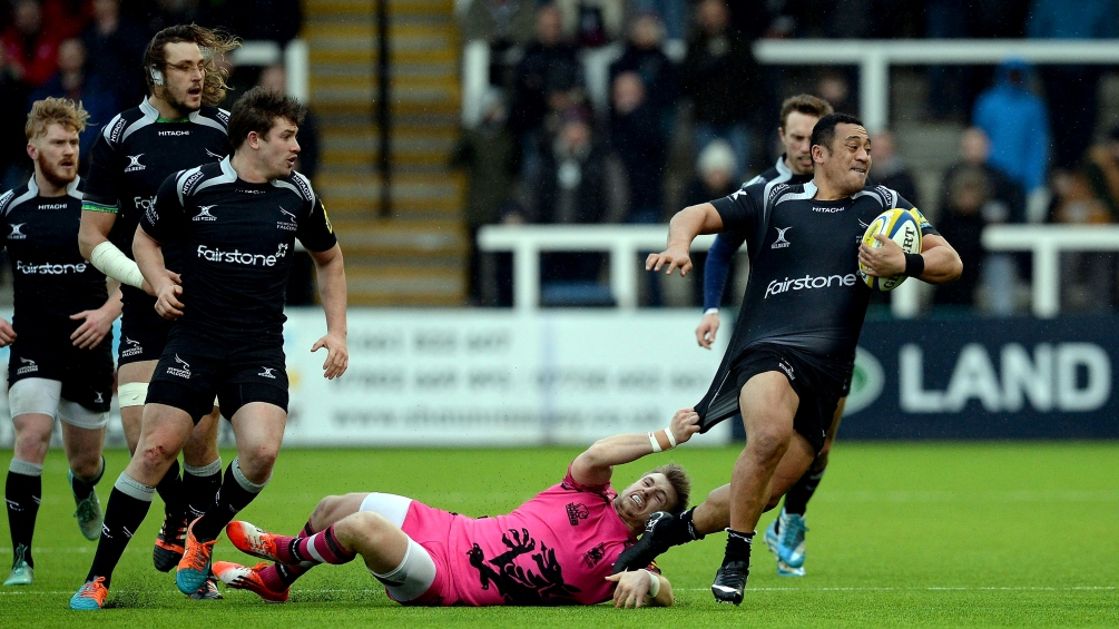 Match Reaction: Newcastle Falcons 38 London Welsh 7