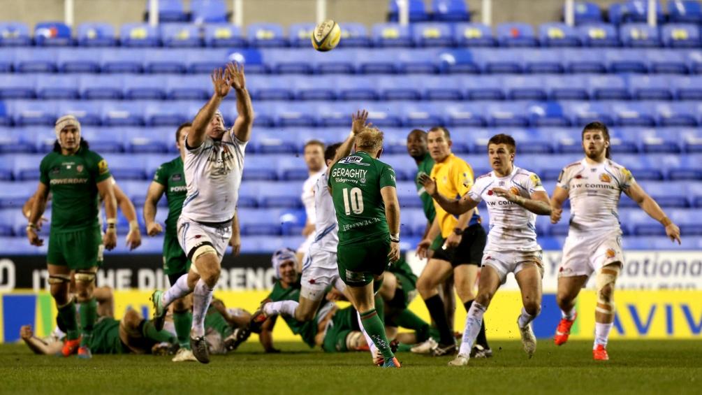 Match Reaction: London Irish 28 Exeter Chiefs 26
