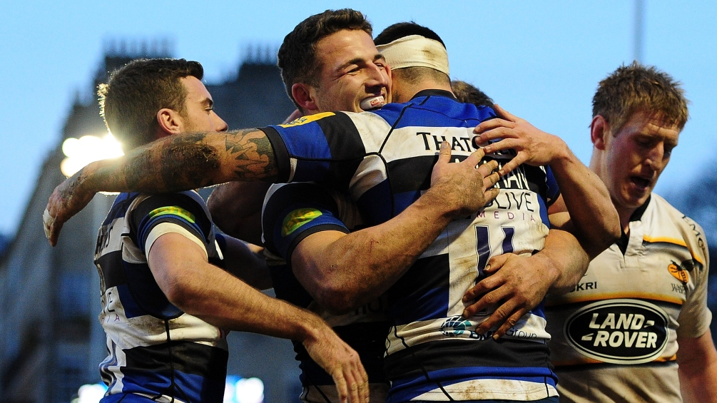 Match Reaction: Bath Rugby 39 Wasps 26
