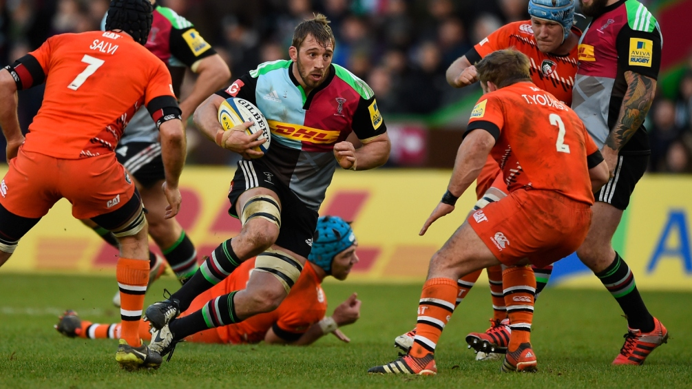 Match reaction: Harlequins 32 Leicester Tigers 12