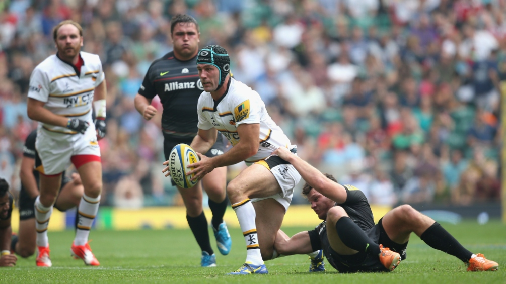 Bell: Young signature massive for Wasps future