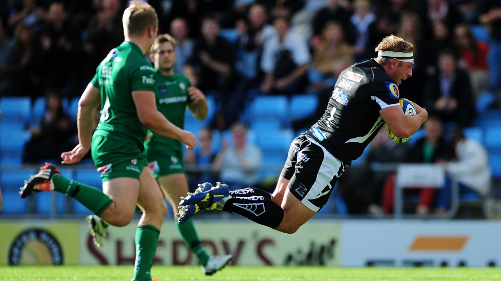 Rimmer: Recent form doesn't worry Exeter Chiefs
