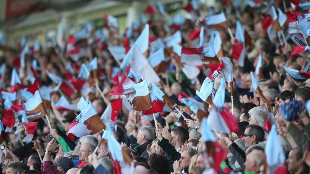 Harlequins confirm Leicester Tigers sell out