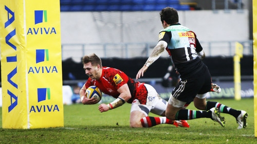 Paul Rowley's Nan mobilises Munster to make Welsh scrum half the Citizen Try of the Week