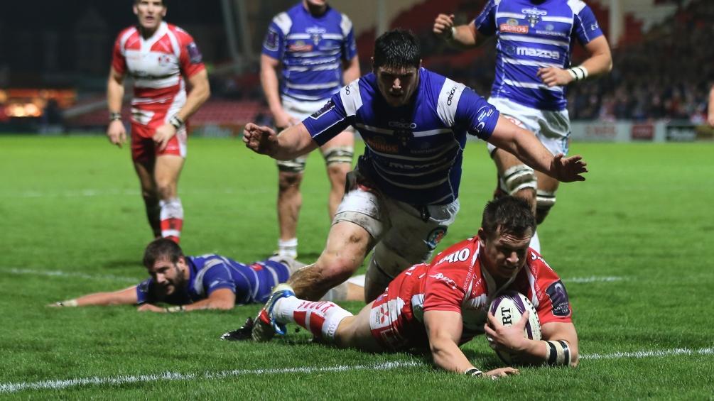 Dawidiuk heralds Gloucester's strength in depth
