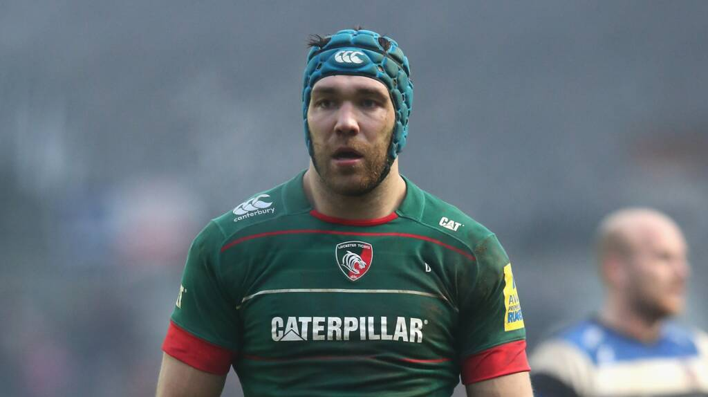 Kitchener commits to Leicester Tigers