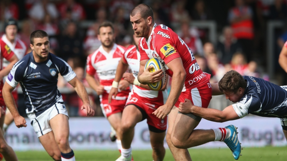 Atkinson: Luck was on Gloucester Rugby's side