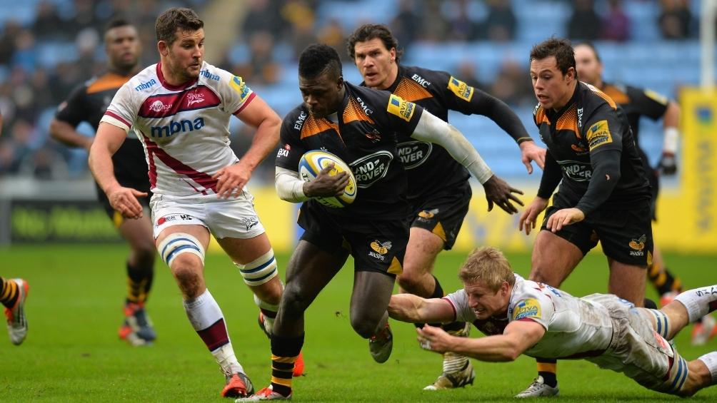 Aviva Premiership Rugby Round 12: Round-Up