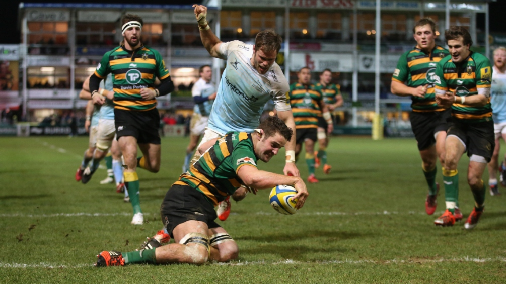 Match Reaction: Northampton Saints 39 Newcastle Falcons 31