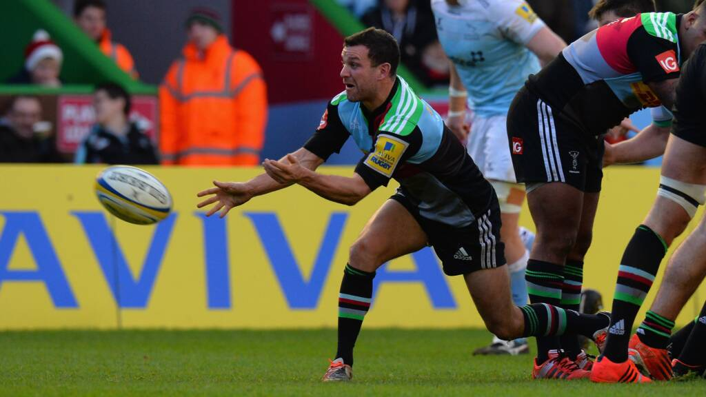 Harlequins squad to play London Welsh