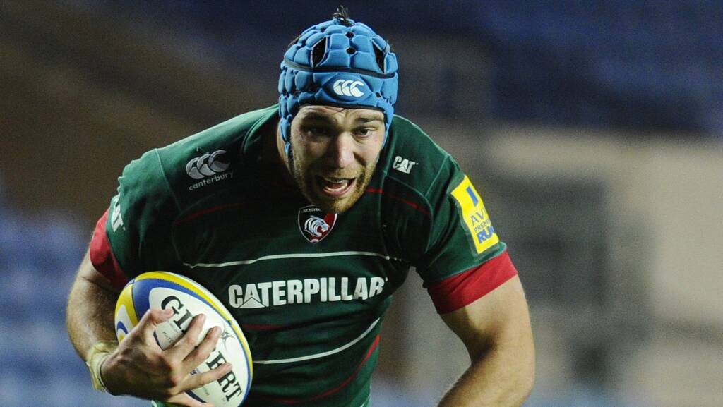 Leicester Tigers team news