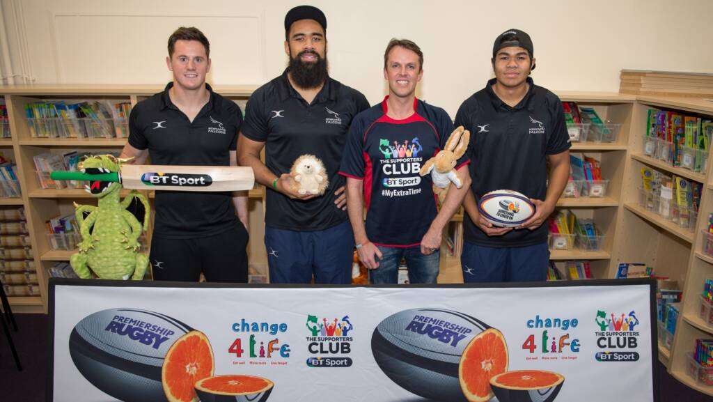 Premiership Rugby's route to a healthy lifestyle