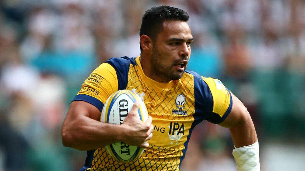 Worcester Warriors' Ben Te'o excited to play on a big stage on Saturday