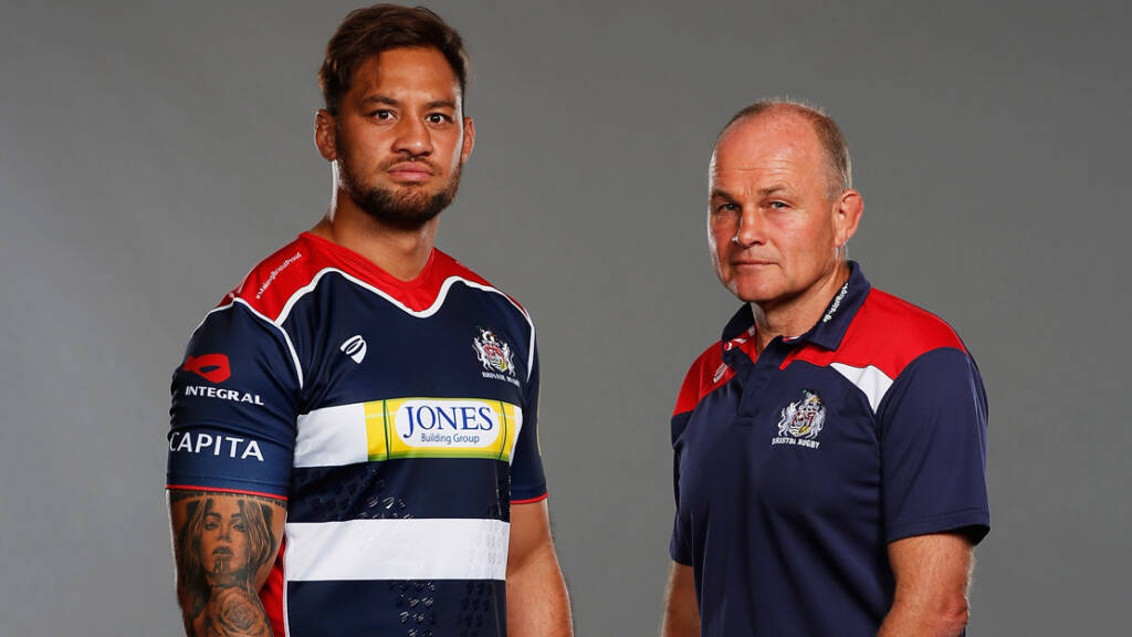 Bristol Rugby set for their big return