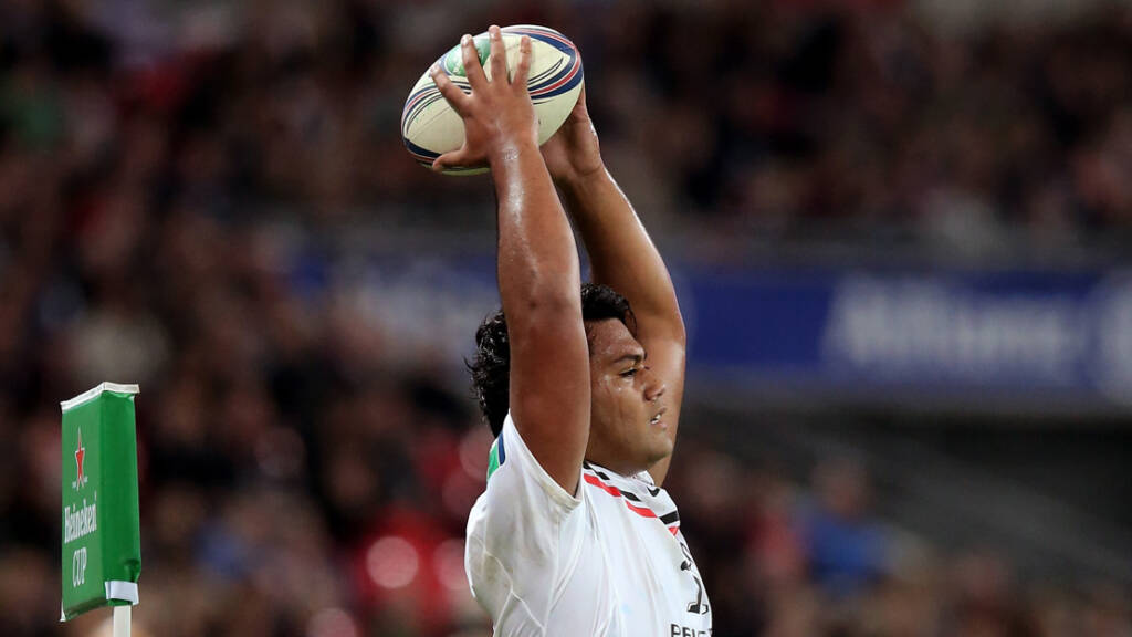 Saracens confirm Tolofua capture for 2017/18 season