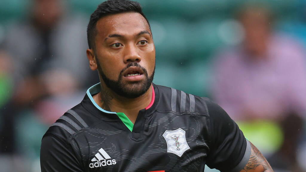 Harlequins sign Samoan international Alofa Alofa