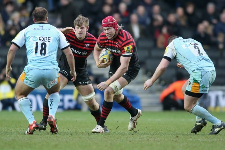 Aviva Premiership Round 12: Round-Up