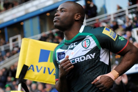 London Irish 12 London Wasps 19