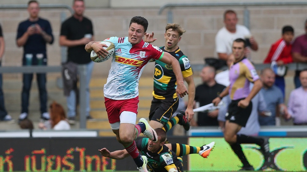 Harlequins and Northampton Saints qualify for Singha 7s Series Final
