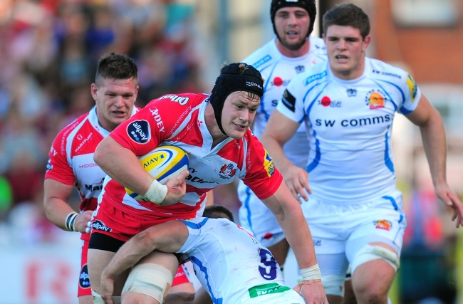 Captain Savage eager to aid Gloucester Rugby turnaround