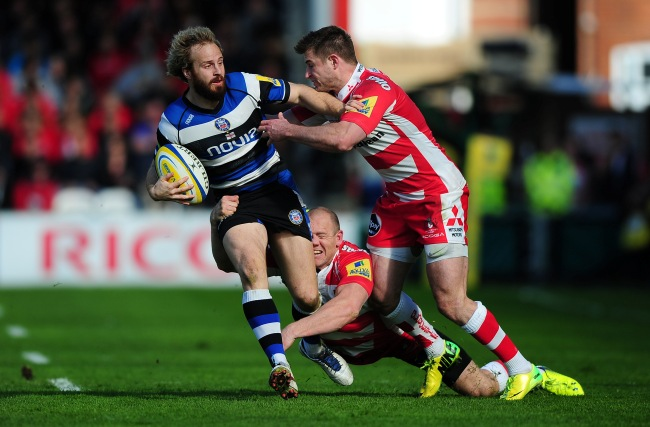 Abendanon looking for dream finish to Bath Rugby career