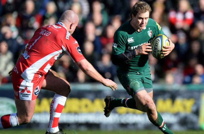 Leicester Tigers' Tait hoping fortune favours the patient