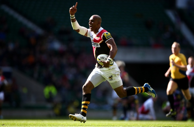 Fit-again Varndell still holds England aspirations