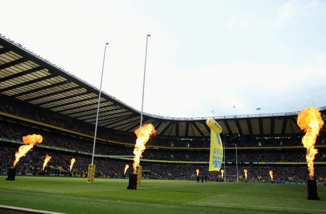 Your child could be a mascot at Twickenham