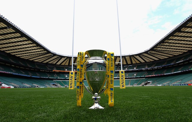 Twickenham Stadium is pitch perfect for the Final