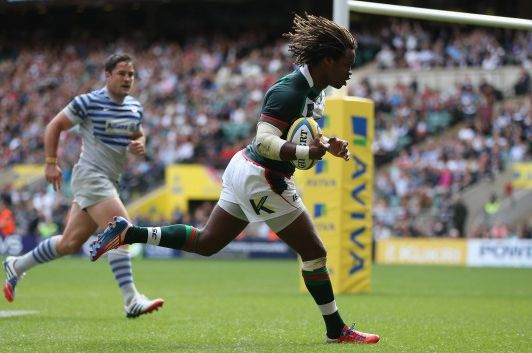 Turner-Hall tips Yarde to take Twickenham by storm