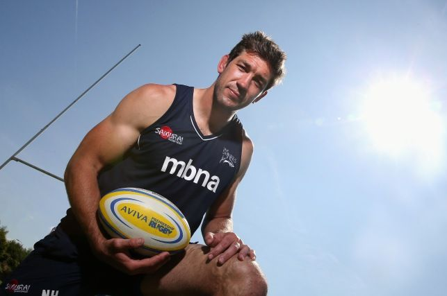 Wily Hines out to ensure Sale Sharks don't slow down